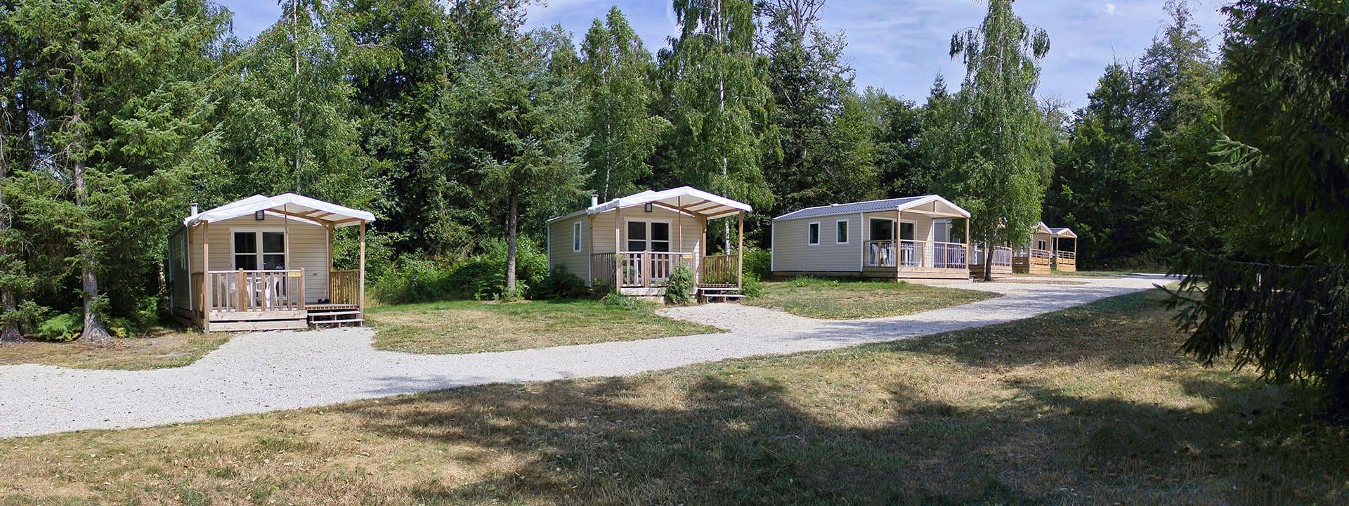 Campsite A31 Between Vittel And Contrexeville, Campsite Porte Des Vosges